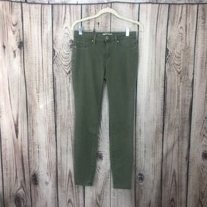 Jessica Simpson Olive Green Pants Size 29
